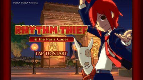 Rhythm Thief & The Paris Caper Taps its Way onto iOS