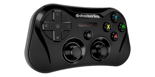 SteelSeries Stratus Wireless Gaming Controller Now Available