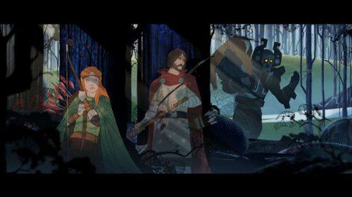 The Banner Saga Marches onto Steam