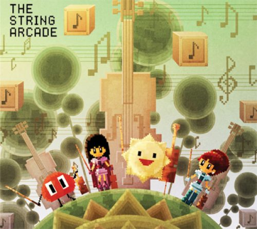 The String Arcade Album by String Quartet Now Available for PreOrder