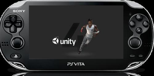 Unity Comes to Playstation Vita