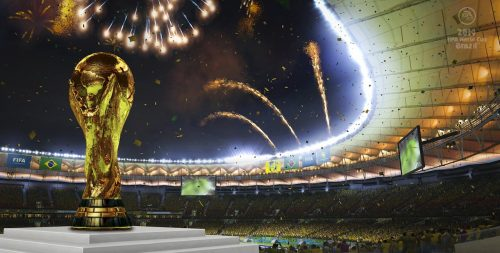 EA Announces 2014 FIFA World Cup Brazil Video Game