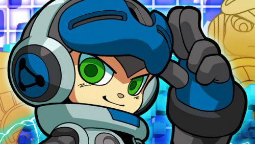 """Keiji Inafune Tests Out His Upcoming Game """"Mighty No.9"""""""