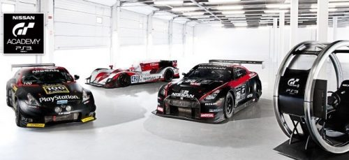 Nissan and SCE Aust Bringing GT Academy Program to Australia