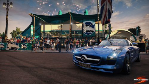 Free to Play MMO Racer World Of Speed Unveiled