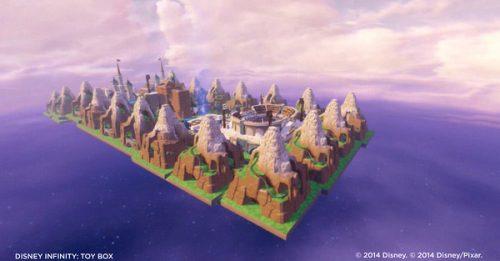 Disney Infinity Toy Box Challenge Week 24