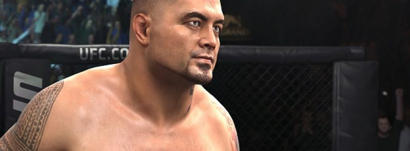 EA Sports UFC's roster to include Mark Hunt