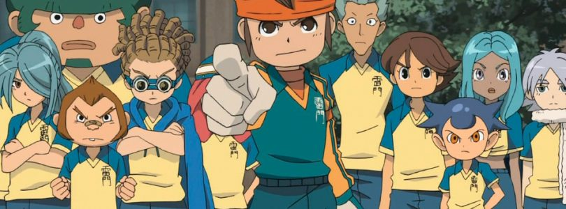 Inazuma Eleven now available in North America