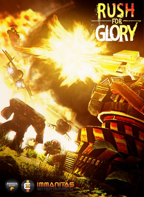 Rush For Glory announced for PC