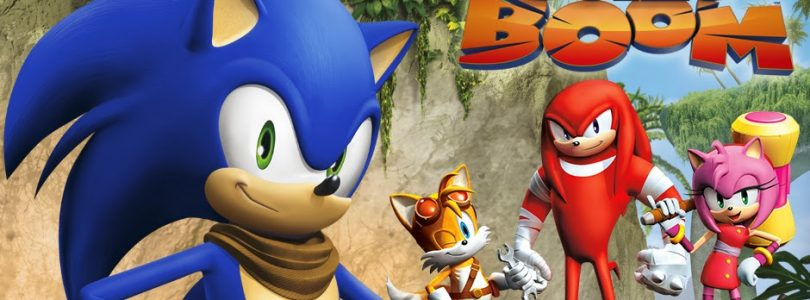 New Details and Behind the Scenes of Sonic Boom