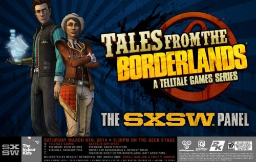 Tales from the Borderlands details to be revealed at SXSW