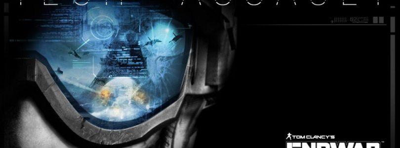 New teaser trailer released for Tom Clancy's EndWar Online