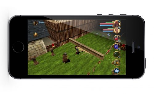 Classic Action RPG Darkstone Comes to Mobile