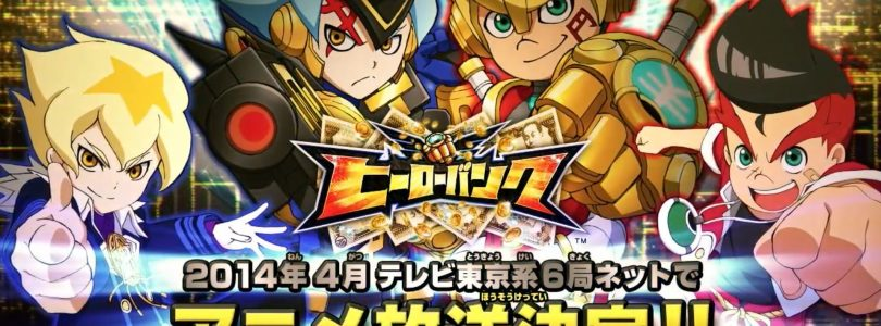 """""""Hero Bank"""" – First Anime Promotional Video Released"""