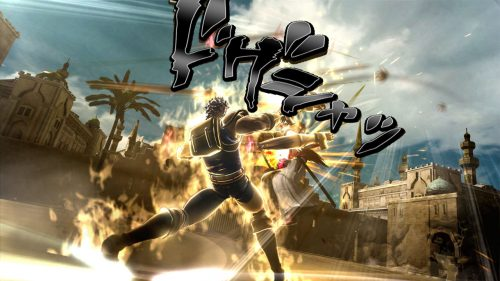 J-Stars Victory Vs. – Trailers Released For Jonathan, Toriko And Others