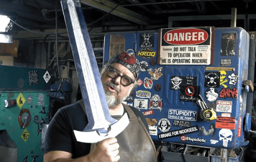 Honedge Gets Hammered And Forged Into Real Life