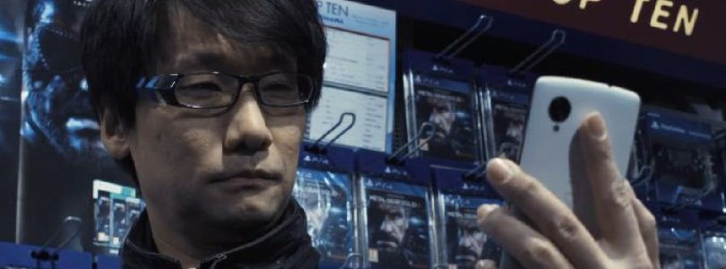 """""""Metal Gear Solid V: Ground Zeroes"""" – Live-Action Launch Video Starring Hideo Kojima"""