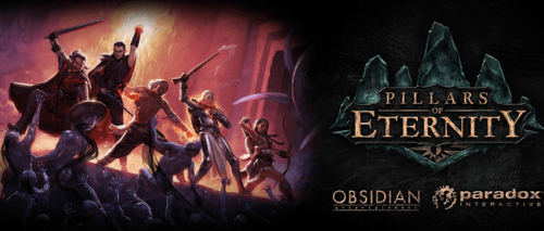 Obsidian Working with Paradox Interactive to Launch Pillars of Eternity