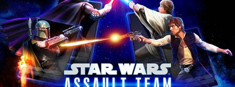 Star Wars: Assault Team Launches on iOS and Android
