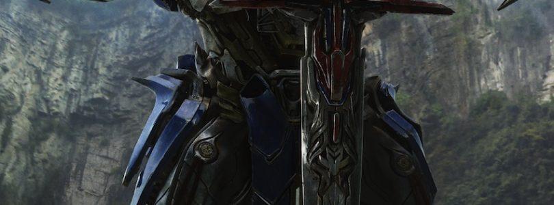 Optimus vs Grimlock in New Transformers: Age of Extinction Teaser