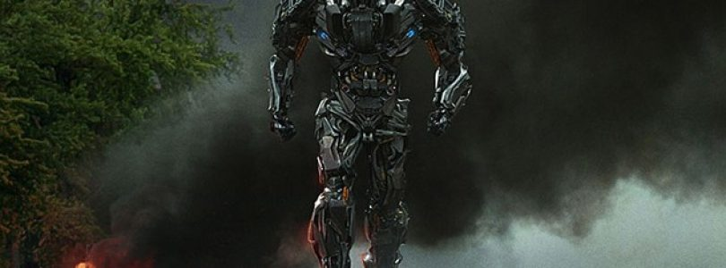 Earth on Lockdown in New Transformers: Age of Extinction Poster