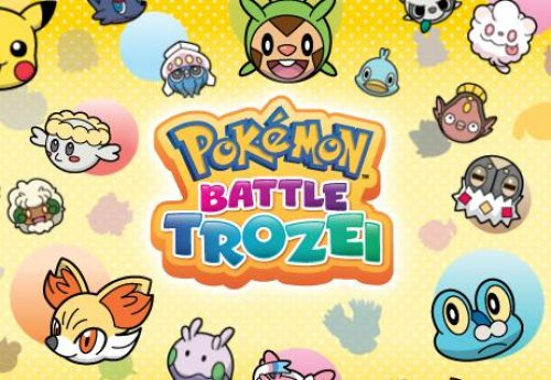 Pokémon Battle Trozei, Pure Chess and more Swap to the eShop