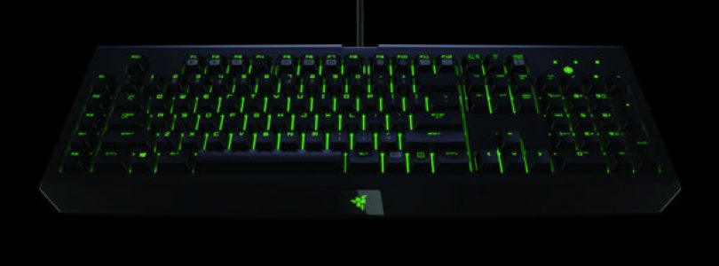 Razer Refreshes Black Widow Keyboard with New Razer Mechanical Switches
