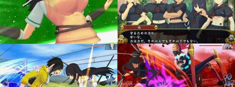 Senran Kagura 2: Deep Crimson's debut trailer reveals a jump in quality
