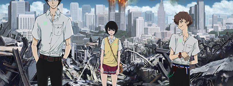 Zankyo no Terror Anime Trailer