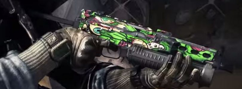 Call of Duty: Ghosts New Customisation Items Now Available