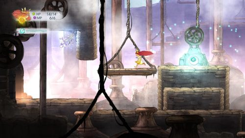 Hands-on with Child of Light's First Two Hours