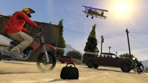 Capture Creator Coming to GTA Online This Friday