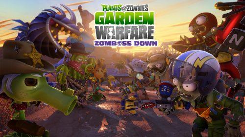 Plants vs Zombies: Garden Warfare on PC June 26