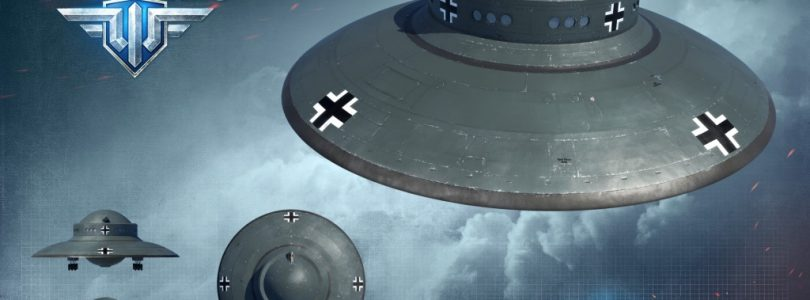 World of Warplanes Set to Add UFOs