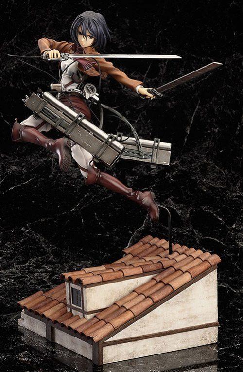 Mikasa Ackerman figure, Cardcaptor Sakura nendoroid and more now up for pre-order