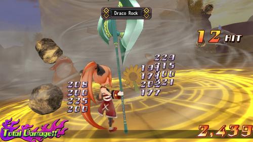 More English screenshots released for Mugen Souls Z