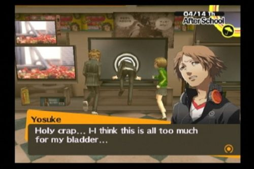 Original Persona 4 heading to the PS3 as a PS2 Classic next week