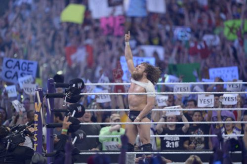 Wrestlemania XXX Breaks Records