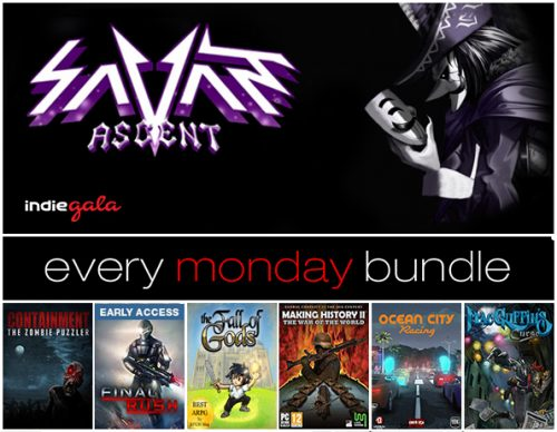 Indie Gala Every Monday Bundle #7 Now Available