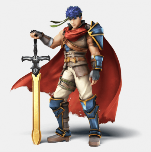 """Great Ether! Ike Returns In The New """"Super Smash Bros."""""""