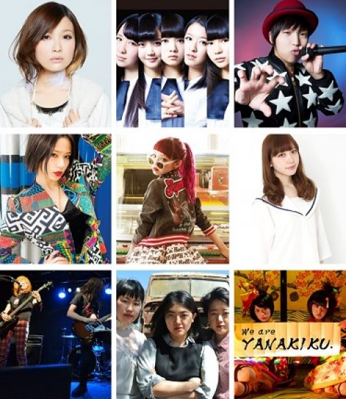 2014 J-Pop Summit reveals a packed line-up of artists and bands