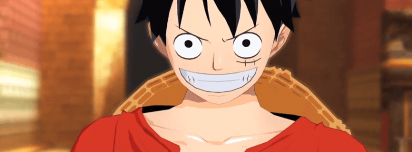 One Piece: Unlimited World Red – English-Subtitled Coliseum Trailer Released
