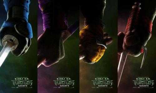 """""""Teenage Mutant Ninja Turtles"""" – Second Movie Trailer Released"""