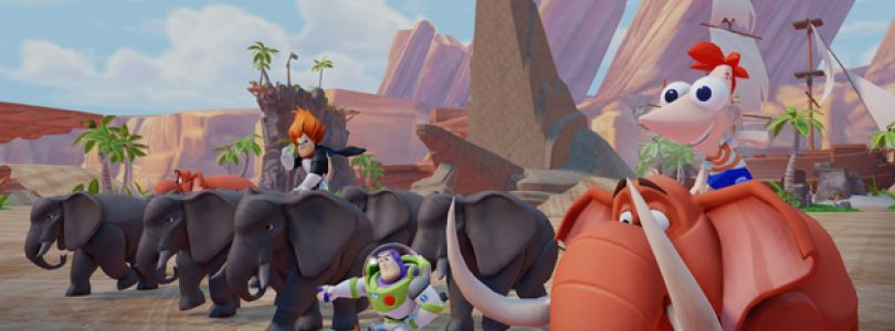 Disney Infinity: Phineas & Agent P Review