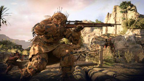 Sniper Elite 3 Pre-Order DLC Teased in New Trailer