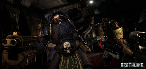 First Screenshots of Space Hulk: Deathwing Released