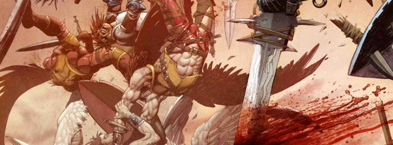 "Titan Comics' ""13 Coins"" Preview"