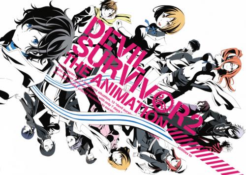 "Sentai Filmworks Announces ""Devil Survivor 2"" Anime English Dub Cast"