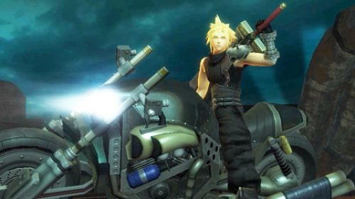 Final Fantasy VII G-Bike Announced for Mobile Devices