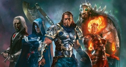 Game of Thrones Writer to Draft Magic: The Gathering Movie